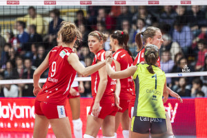 Campionato Serie -A- Lega Volley Femminile Yamamay